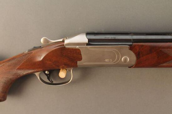 VALMET MODEL 412S, 12GA O/U SHOTGUN, S#278008