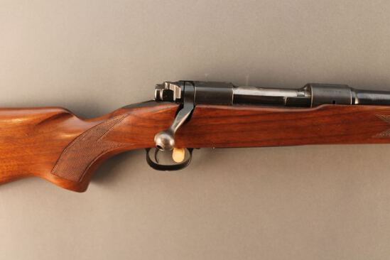 WINCHESTER MODEL 70 FEATHERWEIGHT, 243CAL, BOLT ACTION RIFLE, S#377927