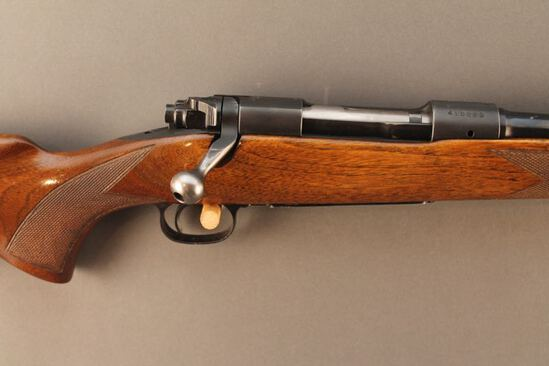 WINCHESTER MODEL 70 FEATHERWEIGHT, 243CAL, BOLT ACTION RIFLE, S#415899
