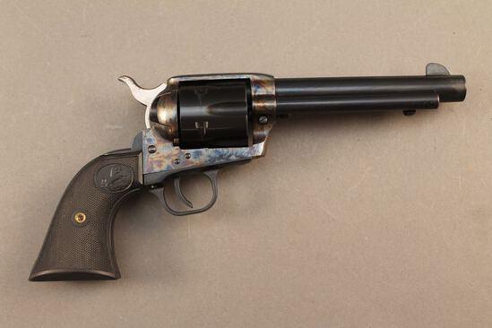 handgun COLT COWBOY .45CAL REVOLVER, S#TF01116