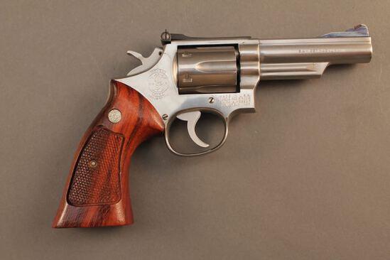 handgun SMITH & WESSON MODEL 66-1, .357MAG DA REVOLVER, S#57K8723