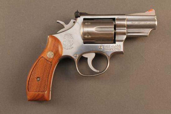handgun SMITH & WESSON MODEL 66-1, 357MAG CAL REVOLVER, S#92K6864