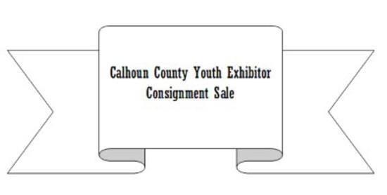 Calhoun County Youth Exhibitor Sale