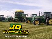 JD Equipment Annual Ag Auction