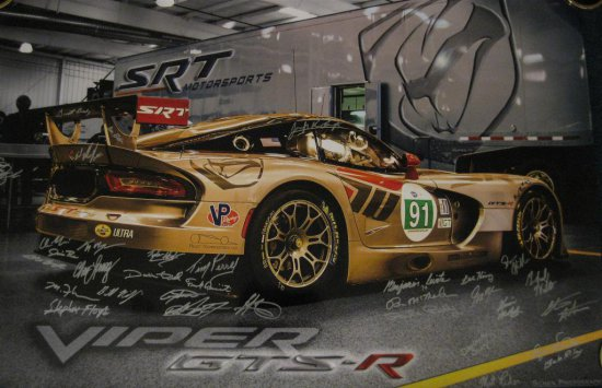 Riley Technologies -  Builders of the SRT Viper GTS-R