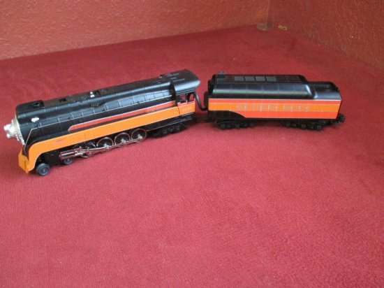 MTH Southern Pacific Daylight Locomotive & Tender