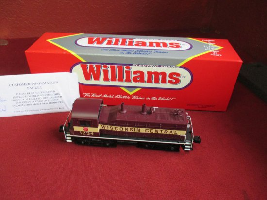 Williams NW-217 Wisconsin Central Switcher