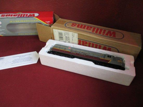 Williams FM-100 Trainmaster Locomotive