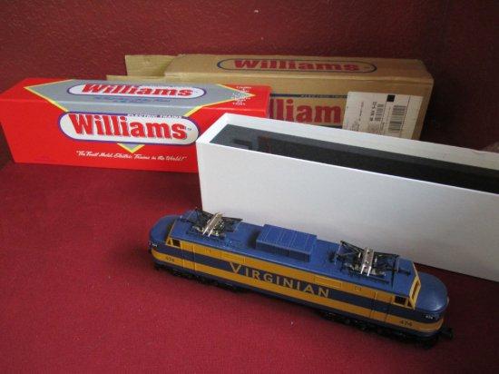 Williams EP5-102 Virginian Locomotive