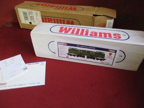 Williams GG-1 Pennsylvania 5 Stripe Electric
