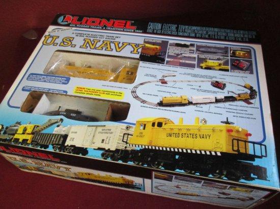 Lionel 6-11745 US Navy Set