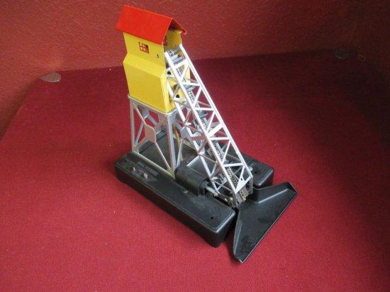 Lionel Coal Elevator - As Found