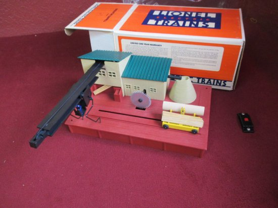 Lionel 4-2321 Operating Saw Mill