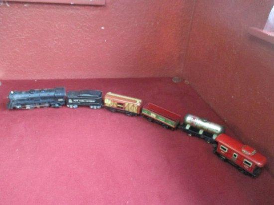 Vintage Marx Train