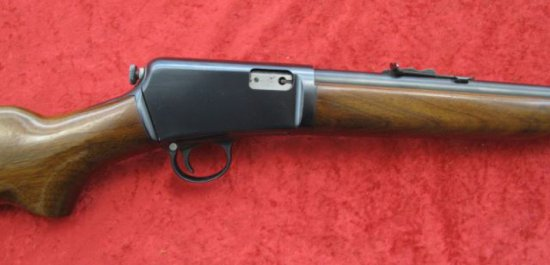 Winchester Model 63 22 Automatic Rifle