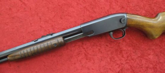 Winchester Model 61 22 WRF Oct. Bbl. Pump