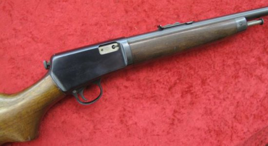 Winchester Model 63 Semi Auto Rifle