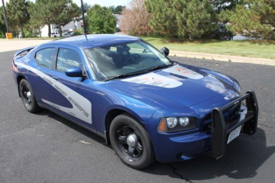 2009 Dodge Police Pursuit Interceptor