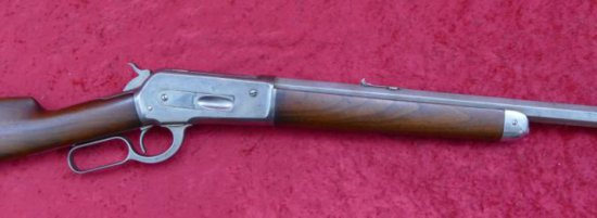 Winchester 1886 50 Express Cal Rifle