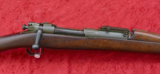 US Remington 1903 Military Rifle