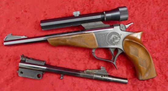 Thompson Center Contender 357 Mag/45 Colt Set