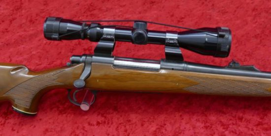 Remington Model 700BDL in 7mm Mag
