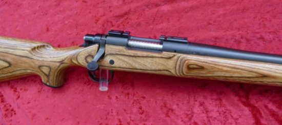Remington Model 700 204 Ruger cal. Target Rifle