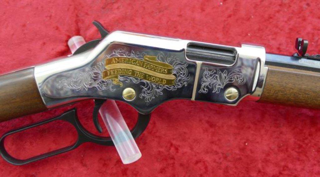Henry Golden Boy American Farmer Comm. Rifle