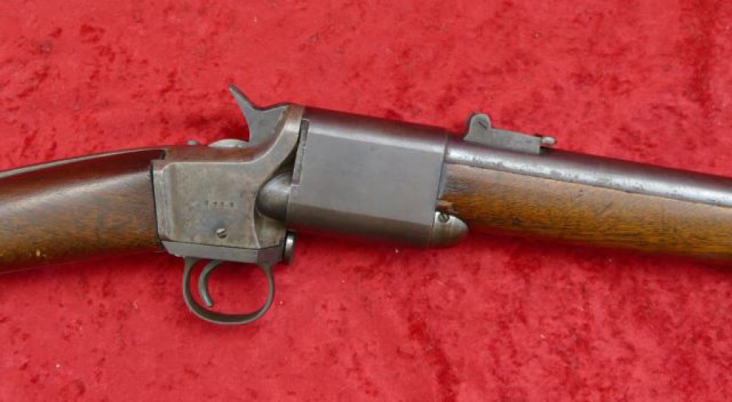 Triplett & Scott 50 cal Civil War Carbine