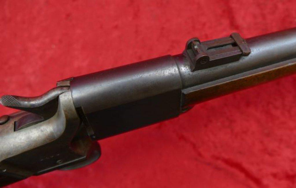 Lot: Triplett & Scott 50 cal Civil War Carbine | Proxibid