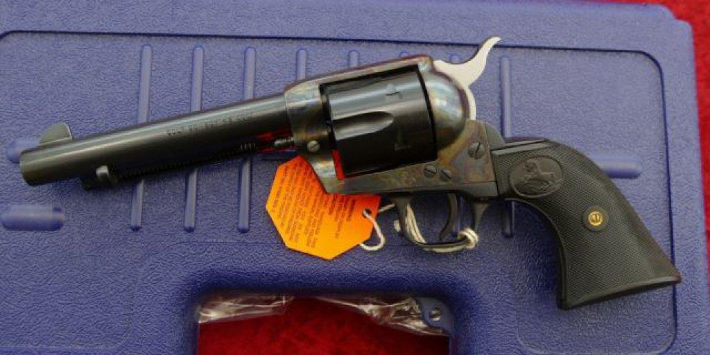 NIB Colt Single Action Cowboy Revolver