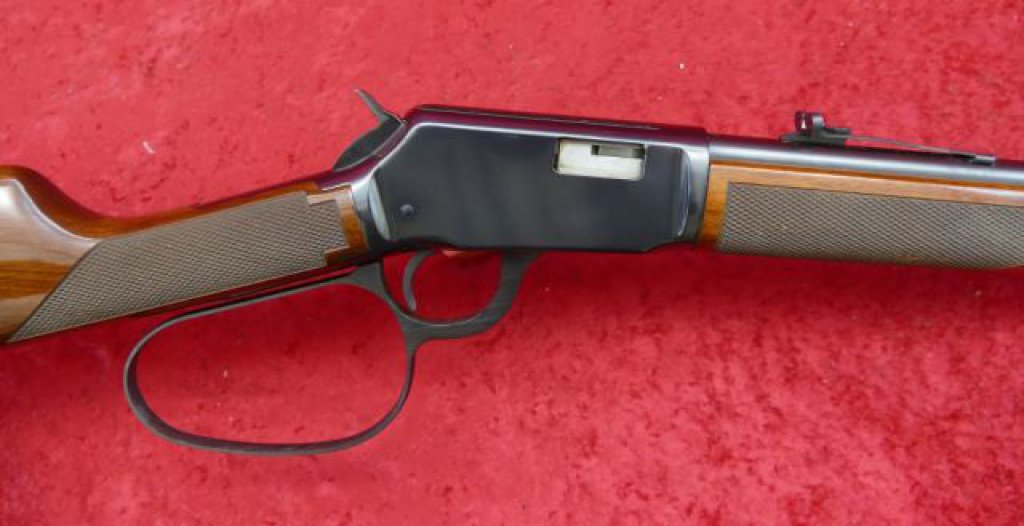 Winchester Model 9422 w/Large Loop