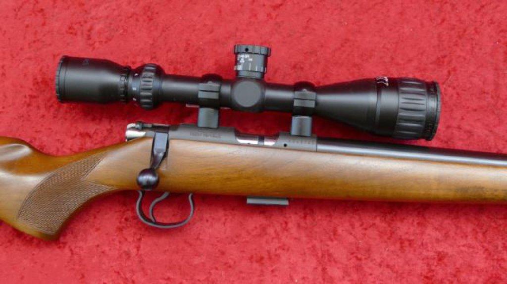 CZ Model 452-2E 17HM2 Rifle