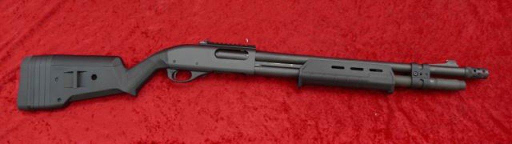 Remington 870 Tactical 12 ga Shotgun