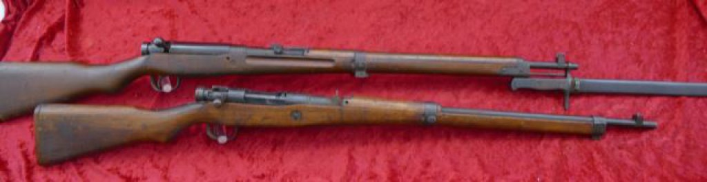 Pair of Japanese Military Rifles