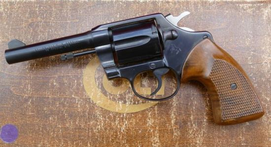 NIB Colt Police Positive Spec Revolver