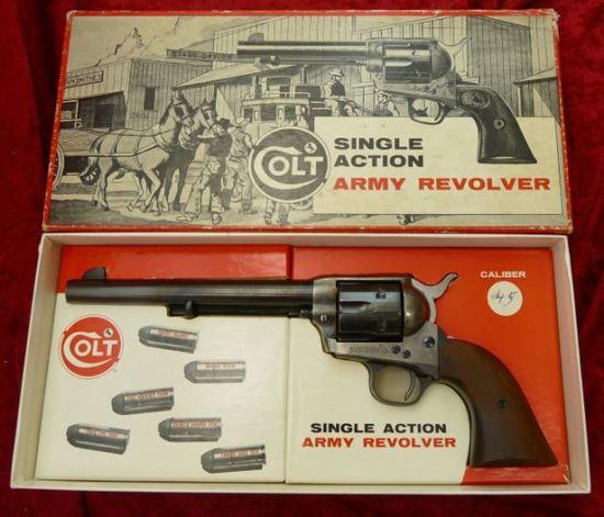 NIB 2nd Gen Colt Single Action Army Revolver