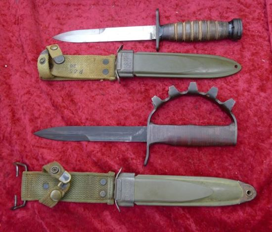 M1 Carbine Bayonet & US Fighti    Auctions Online | Proxibid
