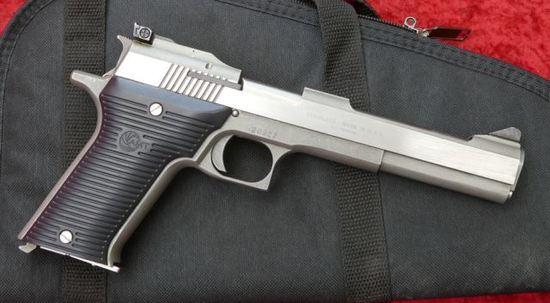 AMT Auto Mag II 22 Magnum Pistol