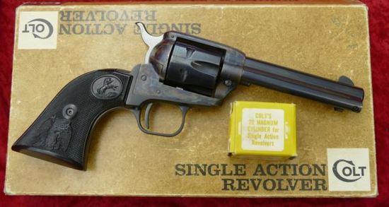 Colt Peace Maker Single Action 22 cal. Revolver