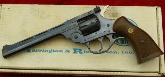 NIB H&R Sportsman Model 999 22 cal Revolver
