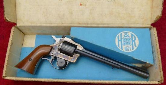 H&R Model 586 32 H&R Magnum Revolver