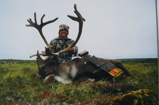 Central Canada Barren Ground Caribou 310-4/8 Pope