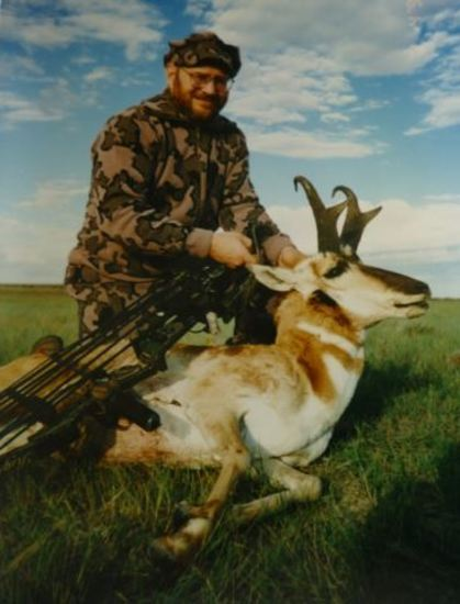 Pronghorn Antelope 67 6/8 Pope & Young Club