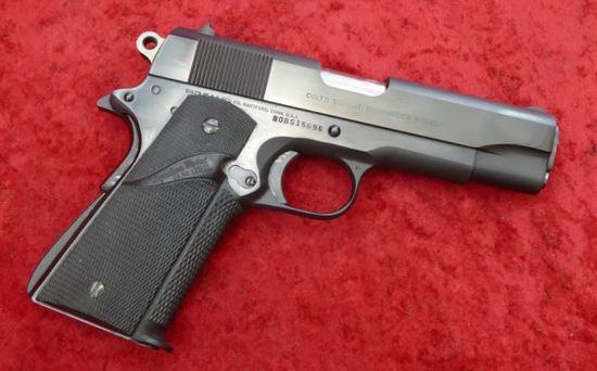 Colt Combat Commander 45 Pistol