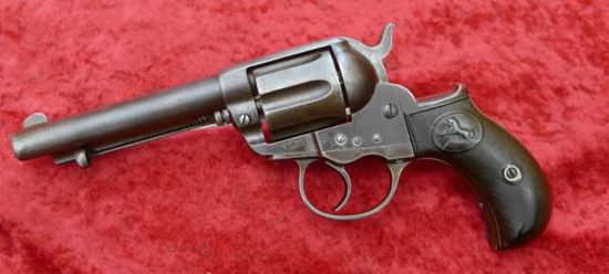 Colt Lightning Double Action Revolver