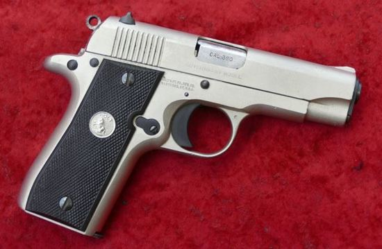 Colt MKIV Series 80 380 cal Pistol