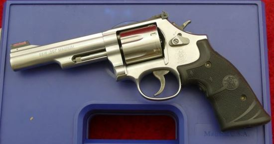 NIB Smith & Wesson Model 686-6 357