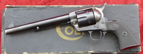 Fine Colt 2nd Model Single Action Army