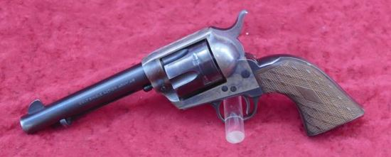 2nd Generation Colt Single Action Army Revolver